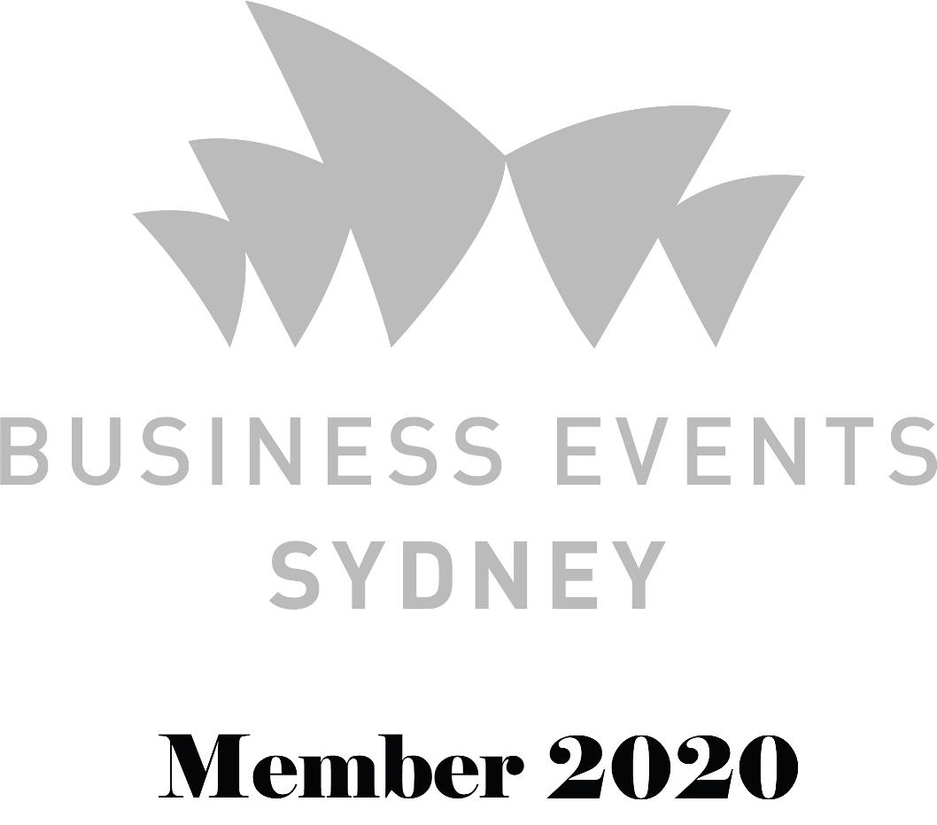 BESydney logo grey Member 2020